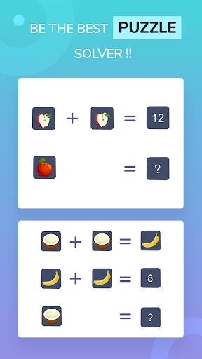 Math Games - Math Puzzles , Best Riddles & Games screenshots 3