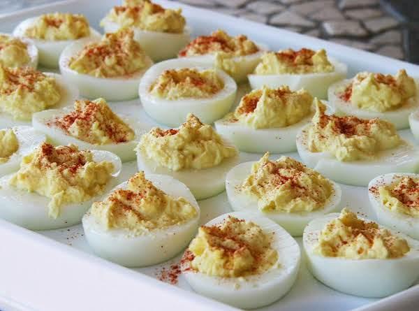 Amazing Deviled Eggs Recipe