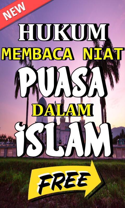 Скриншот Hukum Membaca Niat Puasa Ramadhan Dalam Islam
