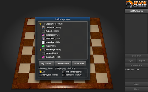 SparkChess HD Lite- screenshot thumbnail