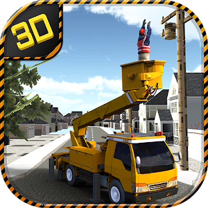 Urban City Services Excavator for PC and MAC