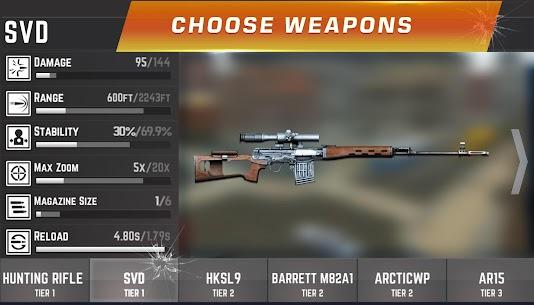 Sniper 3D Strike Assassin Ops – Gun Shooter Game 3