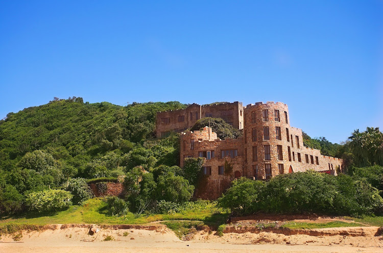 Plettenberg Bay's Noetzie Beach is renowned for its castles which were built in the 1930s.