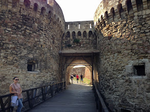 Photo: Belgrade Fortress gate
