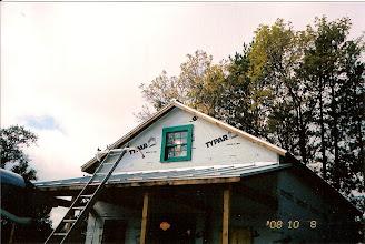 Photo: Upper window!