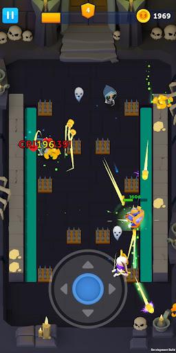 Bullet Knight: Dungeon Crawl Shooting Game screenshots 5