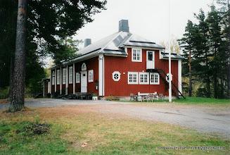 Photo: Vasselhyttans bygdegård år 2000