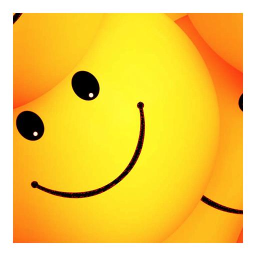 滑稽的表情符號Smilly 漫畫 App LOGO-APP開箱王