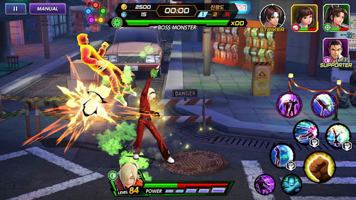 The King of Fighters ALLSTAR apkpoly screenshots 6