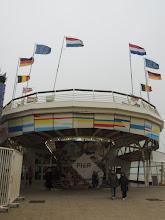 Photo: We gaan de Pier op.