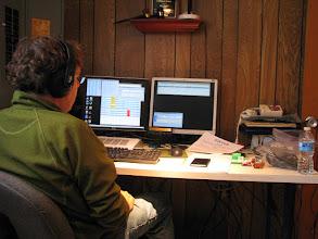 Photo: Rich N3UW on V/UHF FM