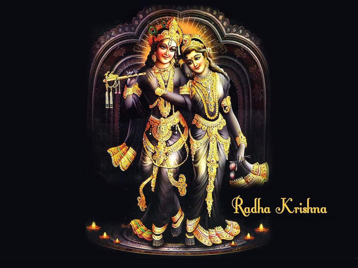 Hd wallpaper lord krishna - Lord Krishna Live Wallpaper Hd Screenshot