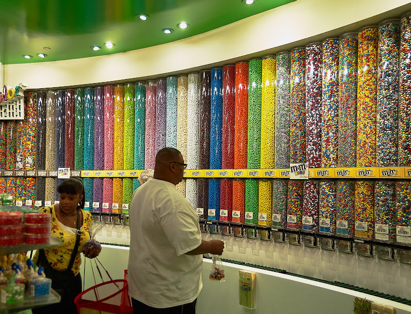 m&m's world di Tita_86