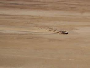 Photo: Épave du Edward Bohlen sur les côtes de Namibie