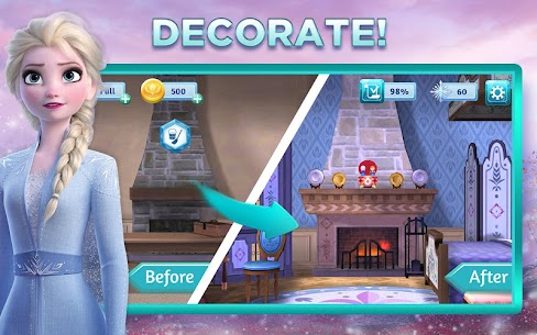 Disney Frozen Adventures Mod Apk Download – A New Match 3 Android Game 3