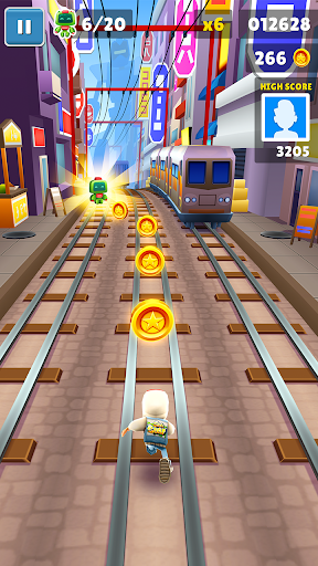 PC u7528 Subway Surfers 2