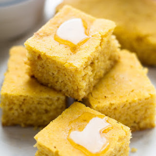 {Slow Cooker} Butternut Squash Cornbread Recipe