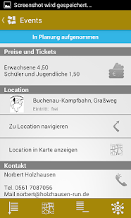 EventWalker – Miniaturansicht des Screenshots