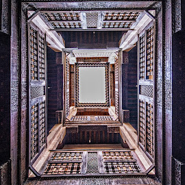 Roof by Richard Michael Lingo - Buildings & Architecture Other Interior ( ceiling, buildings, morocco, architecture, interior )