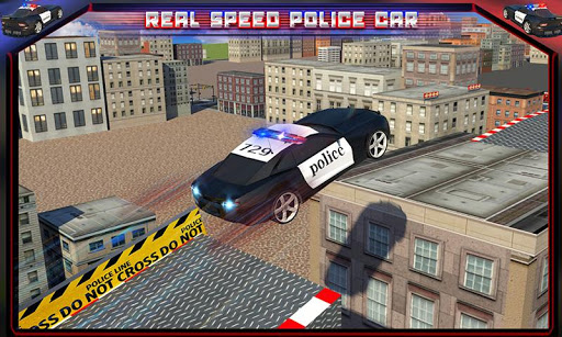 Police Car Rooftop Training screenshot 3