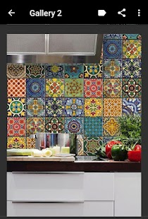 Kitchen Backsplash - náhled