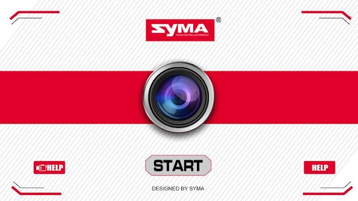SYMA-FPV - screenshot