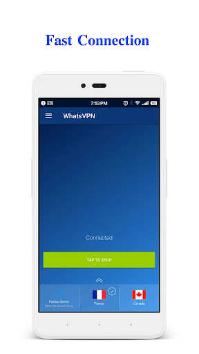 WhatsVPN - Unlimited Free VPN 2.3.239 screenshots 2