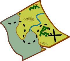Bildresultat för clipart karta