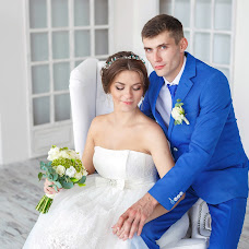 Wedding photographer Kseniya Sergeeva (alika075). Photo of 25.07.2017