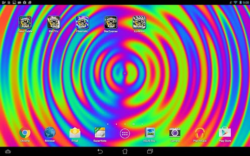 Color Puddle Live Wallpaper Fr- screenshot thumbnail