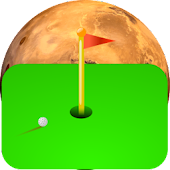 Martian Mini Golf