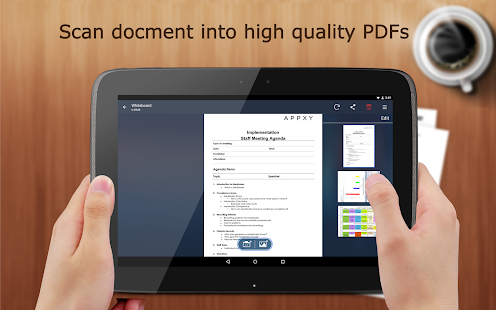 App Tiny Scanner : Scan Doc to PDF apk for kindle fire