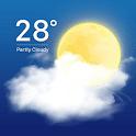 Weather forecast: weather channel & radar icon
