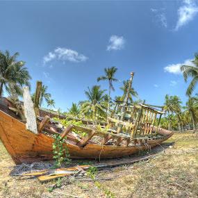 by Syahidee Omar - Transportation Boats