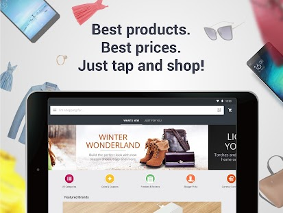AliExpress Shopping App- screenshot thumbnail