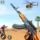 Commando Shooter Missions: Guns Fire Free Squad