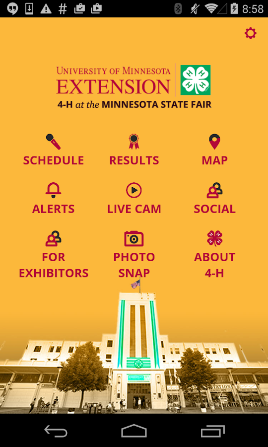 4-H at Minnesota State Fair- screenshot
