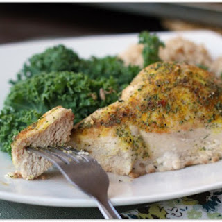 Simply Delicious Baked Boneless Chicken Breast.