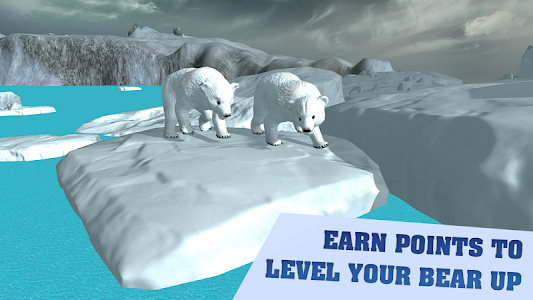 Arctic Bear Survival Simulator screenshot 2