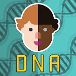 DNA Fingerprint Test Real Simulator Prank App Icon
