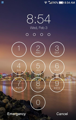 Lock screen 1.10.52 screenshots 7