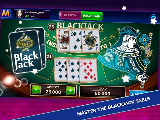 MundiGames - Slots, Bingo, Poker, Blackjack & more  screenshots 13