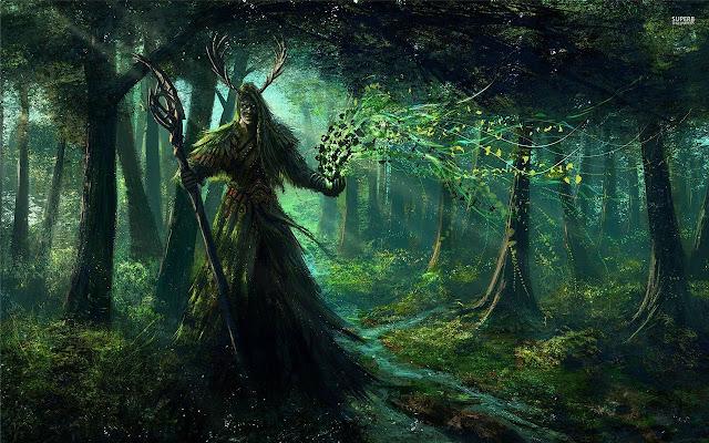 Night Elf Themes & New Tab