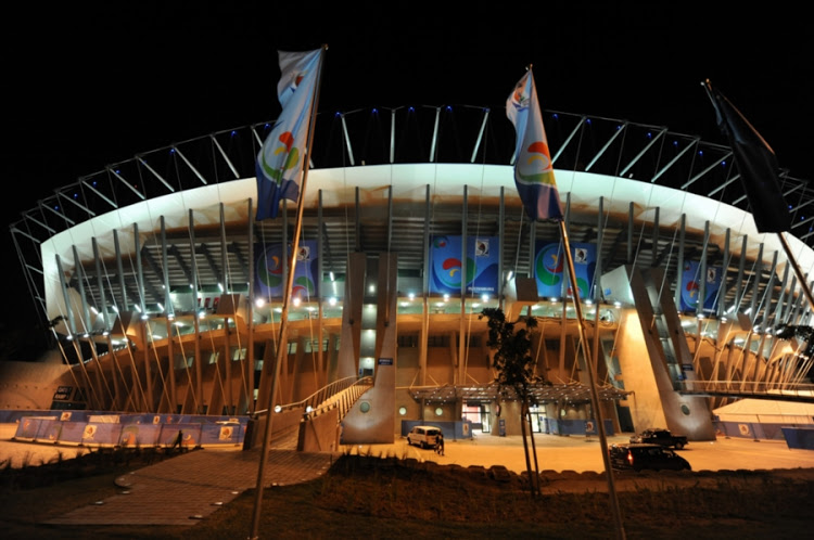 General view of the Royal Bafokeng Stadium in Rustenburg, South Africa. File photo