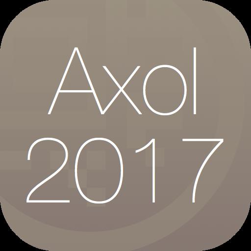 商业のAxolCheckIn17 LOGO-記事Game