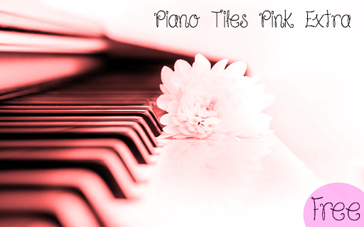 Piano Tiles Pink Extra
