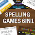 Spelling Games Bundle Pack 6in1