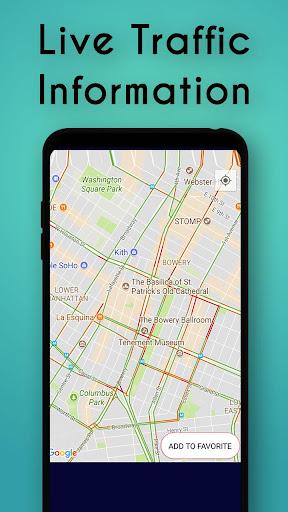 Street View maps & Satellite Earth Navigation 2.2.9 screenshots 7