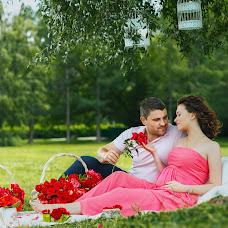 Wedding photographer Anna Sarafanova (Sarafan). Photo of 02.09.2015