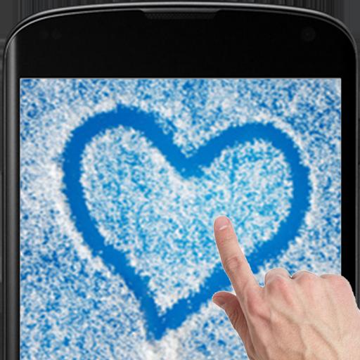 個人化App|Snowfall Live Wallpaper LOGO-3C達人阿輝的APP